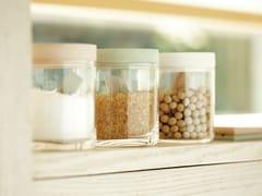 Contenitore per alimenti in vetroFOOD CONTAINER GLASS - SOIL
