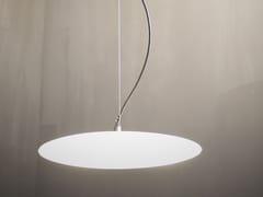 Lampada a sospensione a LED in polietilene con dimmer°FOOL MOON SMALL | Lampada a sospensione - EDEN DESIGN