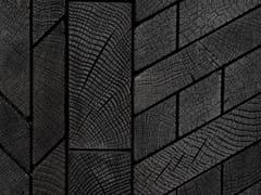 OSCARONO, FORÊT BURNT Rivestimento in legno