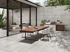 CERAMICA SANT'AGOSTINO, FORM Pavimento/rivestimento in gres porcellanato effetto cemento