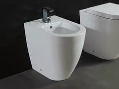 Bidet in ceramicaFORM H 50 OPEN | Bidet - ALICE CERAMICA