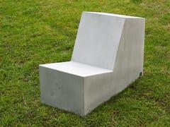 Seduta da esterni in calcestruzzoFORM | Seduta da esterni - SIT