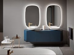 Arredo bagno completo FORMA | Arredo bagno completo in legno - Forma