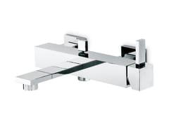 Miscelatore per vasca a muro monocomando con deviatore FORMA | Miscelatore per vasca a muro - FORMA