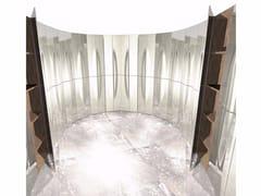 Armadio componibile in legno e fibra di vetroFORMA | Armadio - CEDRIMARTINI DI CEDRI ELVIO RIENZO
