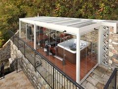 Veranda in ferro e vetroFORMENTERA - CAGIS