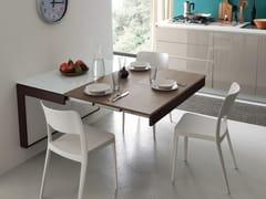 Tavolo a muro allungabile da cucinaFORTUNE - IDEAS GROUP