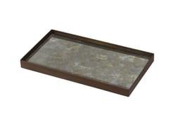 Vassoio rettangolare in vetro FOSSIL ORGANIC - Mini Trays
