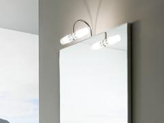 Lampada da specchio a LED in metalloFOTIS_R - LINEA LIGHT GROUP