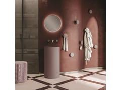 Porta asciugamani in legnoFOUNT | Porta asciugamani a gancio - MOBIL CRAB