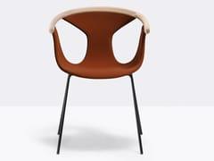 Sedia con braccioliFOX 3724 - PEDRALI