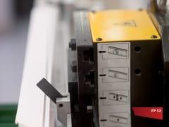Punzonatrice per astine in alluminio FP 12 | Macchina speciale da cantiere - Galiplus 4