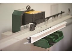 Punzonatrice per astine su facciate continueFP15 | Macchina speciale da cantiere - FAPIM