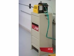 Punzonatrice per astine su facciate continue FP15 | Macchina speciale da cantiere - Galiplus 4