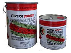 Fondo PU grigio-ferro con effetto ruggineFPR 160 - EUREKA COLOUR