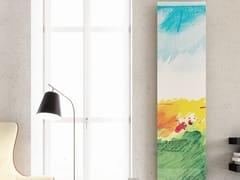 Termoarredo a pannello ad acqua calda verticale FRAME SEASON - Neo Design