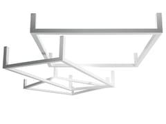 Lampada da soffitto in alluminioFRAMEWORK | Lampada da soffitto - AXOLIGHT