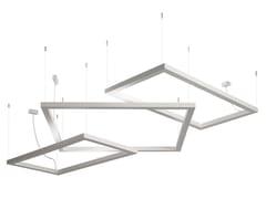 Lampada a sospensione in alluminioFRAMEWORK | Lampada a sospensione - AXOLIGHT
