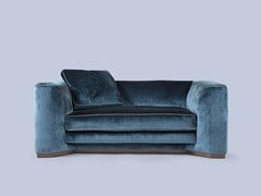 Divano in velluto a 2 posti FRANKLIN LOVE SEAT - Franklin