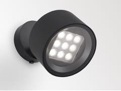 Proiettore per esterno orientabile a LEDFRAX M - DELTA LIGHT