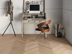 Parquet in quercia francese FRENCH OAK MIXED TUFEAU HERRINGBONE 90 - Herringbone 90