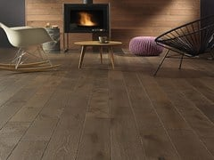 Parquet in legno massello FRENCH OAK ORIGINE TOURBE SONATE 140 - Sonate 140