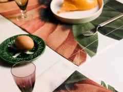 Set colazione (6 tovagliette + 6 tovaglioli)FRITILLARIA | Tovaglietta - BELLAVIA RICAMI