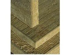 Pannello in lana mineraleFRONT PLUS - ISOLMEC