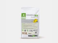 Stucco minerale batteriostaticoFUGABELLA® ECO PORCELANA 0-5 - KERAKOLL S.P.A.