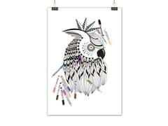 Lavagnetta magnetica FUNKY OWL - Whiteboard
