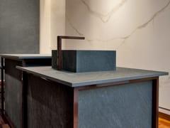Lastra ceramica per piani orizzontaliFURNISHING - IN-SIDE - LAMINAM
