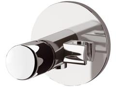 Miscelatore per doccia da incasso monocomando in ottone con piastra FUSION | Miscelatore per doccia monocomando - Fusion
