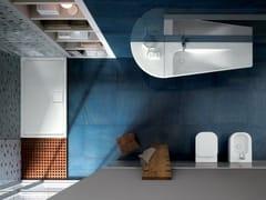 Bidet filo muroFUSION | Bidet filo parete - HATRIA