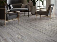 Pavimento/rivestimento in gres porcellanato effetto legnoFUSIONART GREY - CERAMICA SANT'AGOSTINO