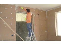 Pannello termoisolante in fibra di legnoFiberTherm Protect dry180 - BETONWOOD
