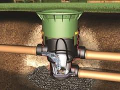 Sistema di recupero acqua piovanaFiltro universale 3 esterno - OTTO GRAF