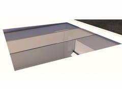 Finestra da tetto in alluminioFinestra da tetto - OTIIMA