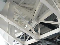 Perlite Italiana, Vernice per la protezione dal fuoco Vernici intumescenti per strutture in acciaio
