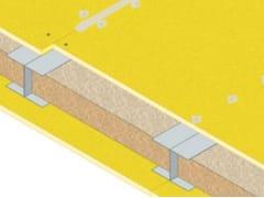 GLOBAL BUILDING, Compartimentazioni orizzontali Pannello ignifugo per strutture orizzontali