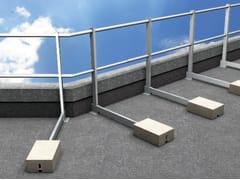 Il parapetto modulare in alluminioFischer AZ Alu - FISCHER ITALIA