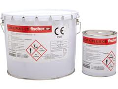 fischer italia, Fischer ECM-X PLUS CE Ancorante chimico