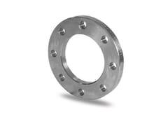 Flangia per adattatoriFlangia in acciaio zincato per adattatori - PLASTITALIA