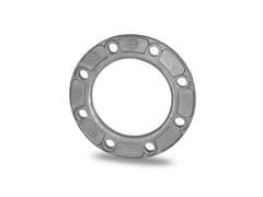 PLASTITALIA, Flangia in alluminio per adattatore PN10 Flangia per adattatori