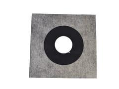 Collare per tubi passanti con rinforzo flessibile.Flex Pipe Collar 93 - 146 - TORGGLER