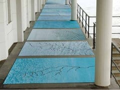 Pavimento/rivestimento in materiale sintetico Pellicole per la decorazione pavimenti - Design