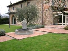 Fontana in pietra naturaleFontana 3 - GARDEN HOUSE LAZZERINI