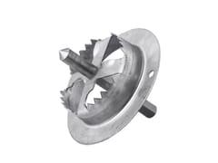 FresaFresa per rondella in acciaio - TORGGLER