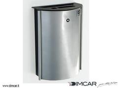 Posacenere per spazi pubblici in metalloPosacenere Fumy - DIMCAR