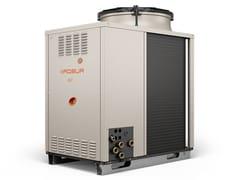 Refrigeratore ad assorbimento a metano per condizionamentoGA ACF - ROBUR