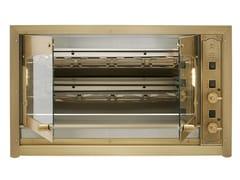 Girarrosto elettrico in metalloGAE90 | Girarrosto elettrico - OFFICINE GULLO